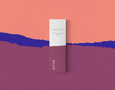 Sara Simar. Restyling & packaging design