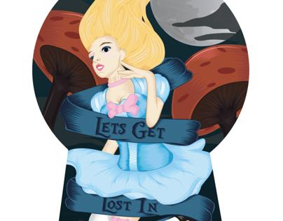 Poster Design: Let's Get Lost