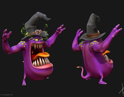 Hulubulu Candy Warlock
