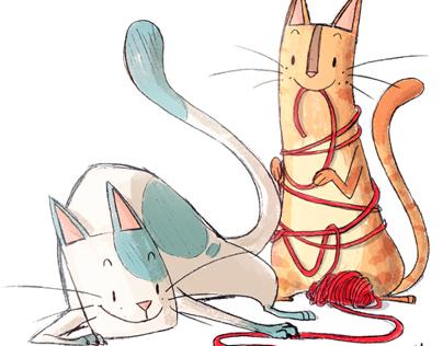 Cats & Princesses