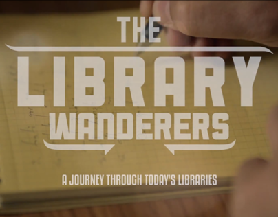 The Library Wanderers // Documentary Interview