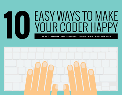 10 Easy Ways to Make Your Coder Happy
