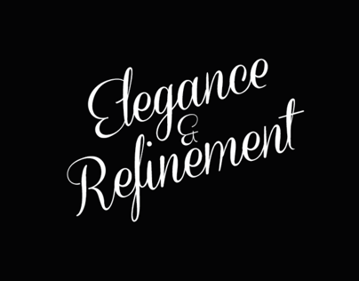 Elegance & Refinement
