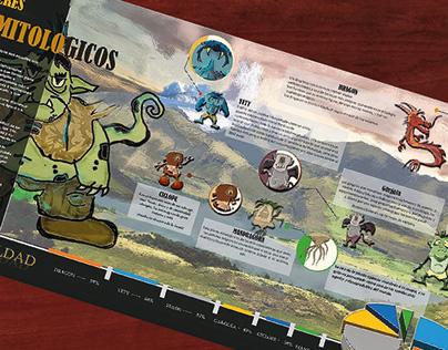 Ilustración/Mega Gráfico/ Infografía.