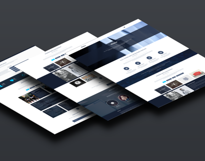 Artica - One Page Template
