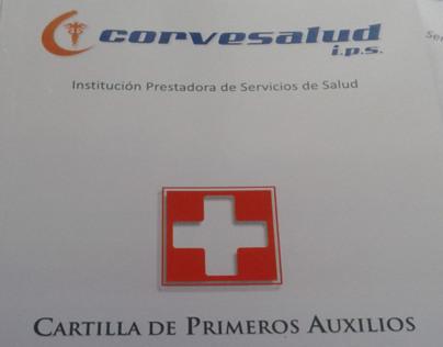 Libro Ilustrado de Primeros Auxilios - Corvesalud IPS