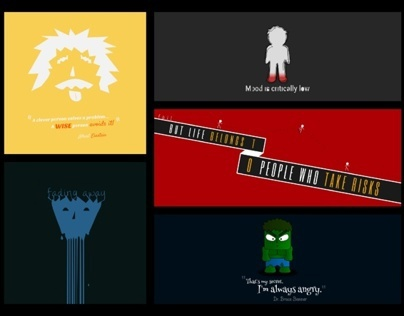 Wallpapers & Illustrations Collection - The Past