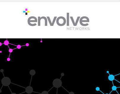 Envolve: Website Design and Front-end Development
