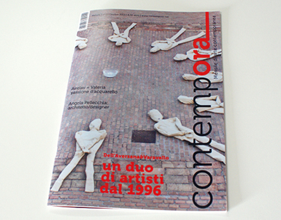 Rivista Magazine Editorial Contemporary Art Contempora