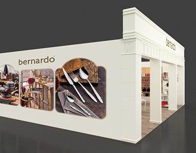 Bernardo - Stand Cephe Tasarımı