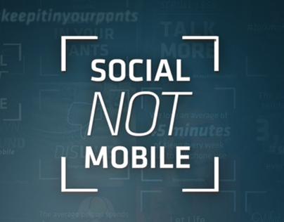 Social Not Mobile