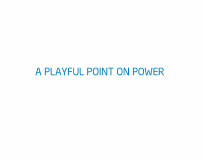 A Playful Point on Power