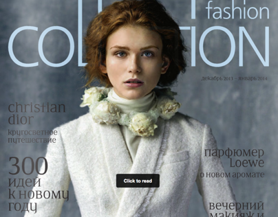 fashion collection magazine