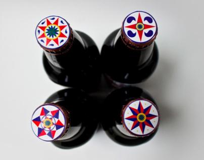Pennsylvania Dutch Birch Beer Packaging