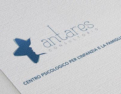 Antares | No profit Association | Logo