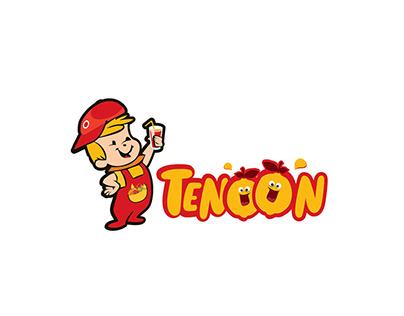 Tenoon Logo Design