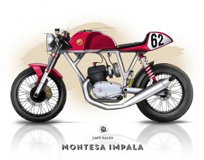 Montesa Cafe Racer