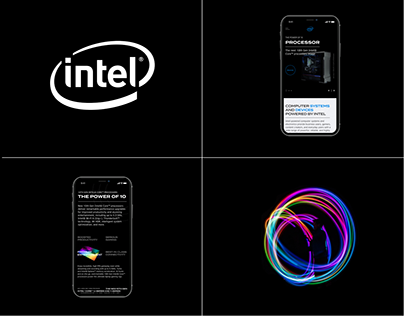 Intel — Corporate Website