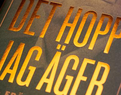 Det hopp jag äger  |  Book Cover