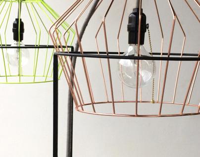 Lámpara ESCAFANDRA / ESCAFANDRA lamp