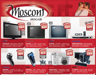 Mosconi // Catalogo de Productos