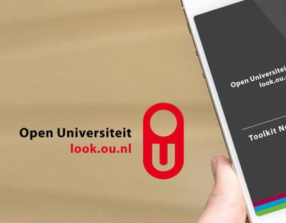 Open Universiteit | toolkit netwerkleren app