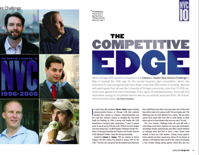Chicago GSB Magazine