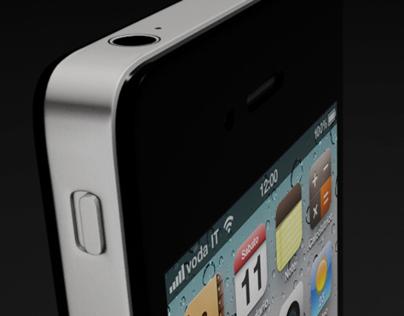 IPHONE 4 IN 3D
