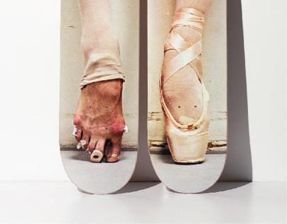 Ballet Skate Decks