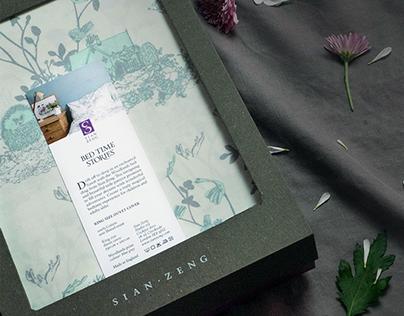 Sian Zeng | Bed linen packaging
