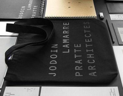 jodoin lamarre pratte architectes branding on behance. Black Bedroom Furniture Sets. Home Design Ideas