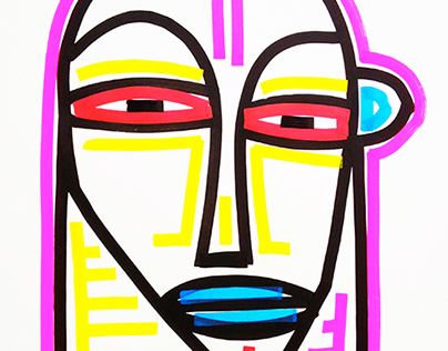 'Faces'  Portfolio
