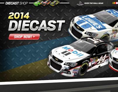 NASCAR - Diecast