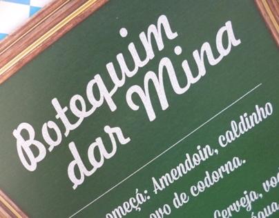 Botequim dar Mina