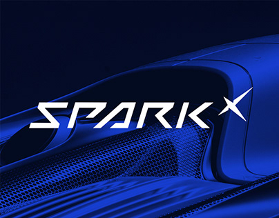 Spark Racing Technology ReBranding