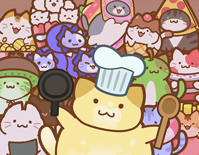The Baking Of Foodcats