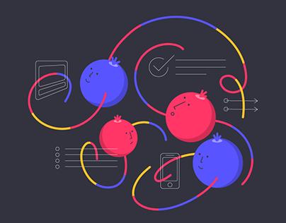 Useberry Rebranding & UI/UX