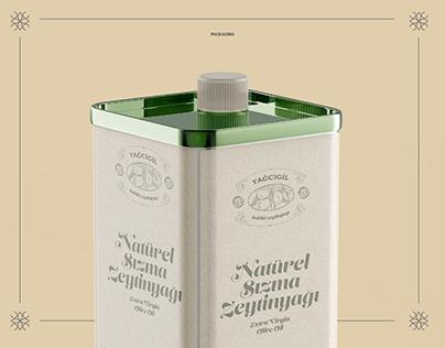 Yağcıgil Olive Oil | Branding