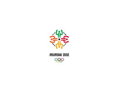 Mumbai 2031 Olympics Branding