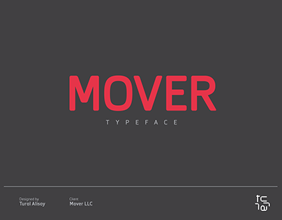 Mover   TYPEFACE