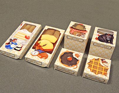 Taiwan Snacks Package
