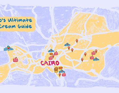 Map Interpretations for Journalism