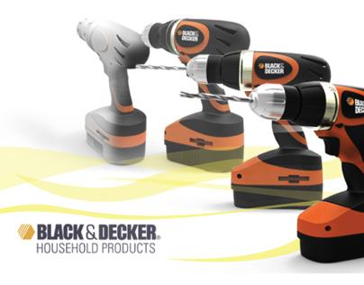Black&Decker Drill