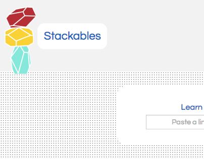 Stackables.co Hackathon Project