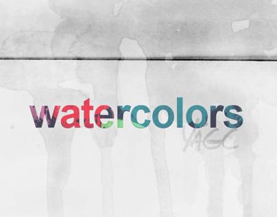 Watercolors 2013