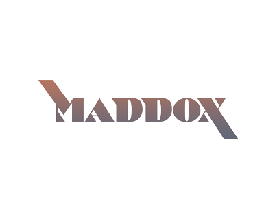 Maddox Logo & Packaging Design