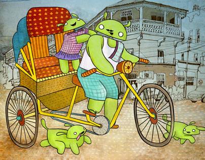 Droidcon India 2013