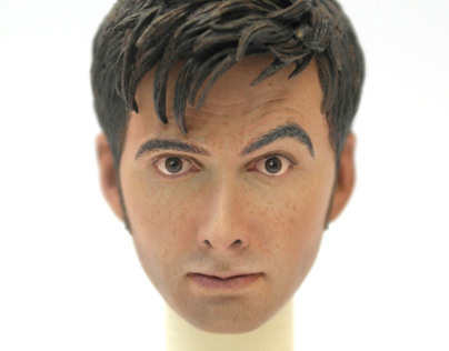 Doctor Who - David Tennant collectors figure