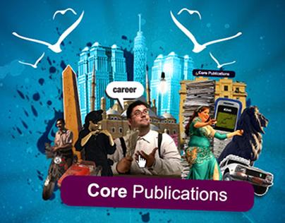 Core Publications Interactive Flash Website