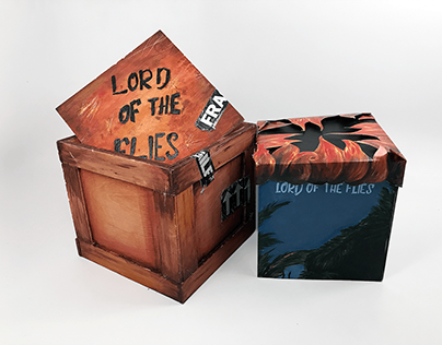Lord of the Flies - Special Edition Packaging